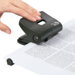 2-Hole Punch Eco Black