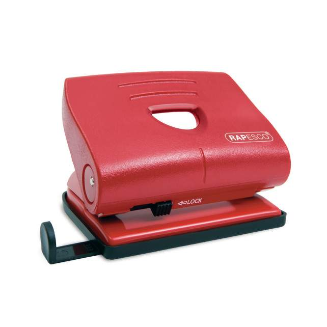 Hole Punch 820-P (red)