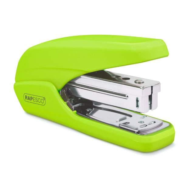X5-25ps Less Effort Stapler (Green)